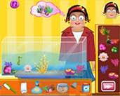Play Zoe Fish Tank Decoration