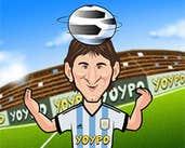 Play Soccer Star Head Ball
