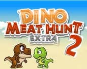 Play  Dino Meat Hunt 2 Extra