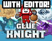 Play Glue Knight 1.3 + Editor