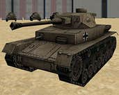 Play 3D Army Tank Parking