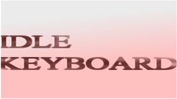 Play Idle Keyboard