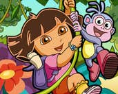 Play Dora Boots Find Treasure
