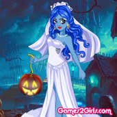 Play Halloween Makeover