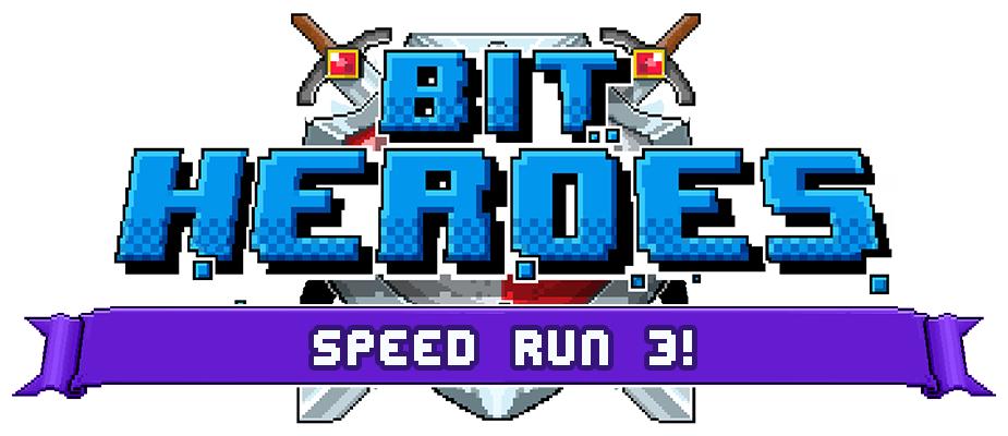 Bit Heroes Speed Run Contest