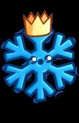 Snowflake shiny
