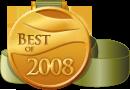 Medal 2008 130x90