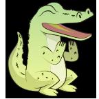 Croc yay