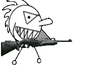 Play Minifel: Greg recruits Zombies!