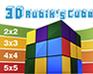 Play 3D Rubik's Cube 2