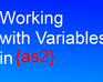 Play Working with Variables in AS2
