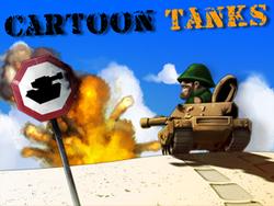 Play Cartoon Tanks