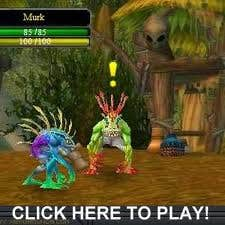 Play Murloc RPG: Stranglethorn Fever