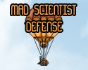 Play Mad Scientist Defense