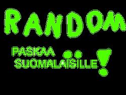 Play Random Paskaa