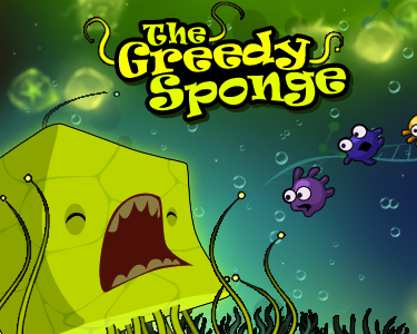 Play The Greedy Sponge