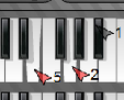 Play piano online