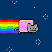 Play NyanCat Idle