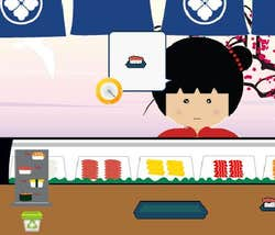 Play Sushi mania
