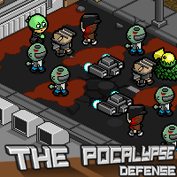 Play The Pocalypse Defense