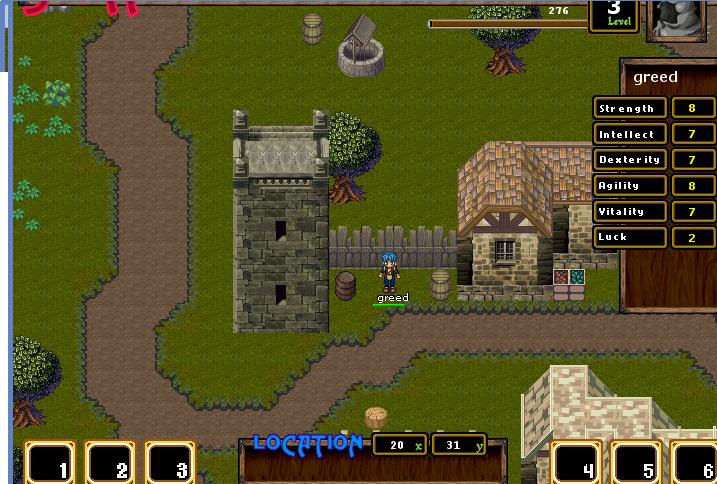 Play Yulk's Lair RPG