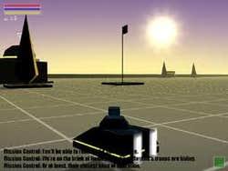 Play 3D Tank Defense MMORPG