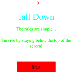 Play Fall Down!