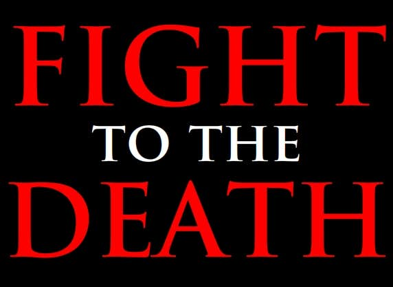 Play Fight to the Death: Mobile
