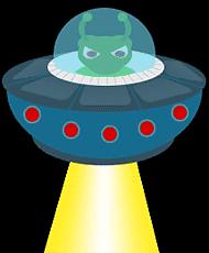 Play Fun alien shooter
