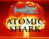 Play Atomic Space Shark Spaceship Defender