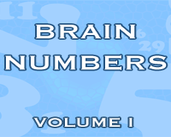 Play Brain Numbers Vol 1