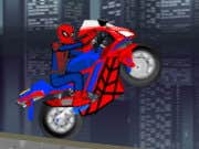 Play Spiderman Motobike