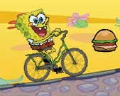 Play Spongebob Bike Ride