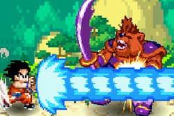 Play Dragon Ball fingting