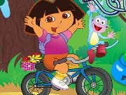 Play Doras Bike