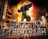 Play Shootin' Cybertrash