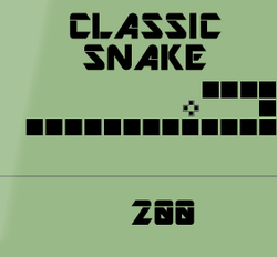 Play Classic Snake Game