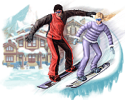 Play Ski Resort Mogul