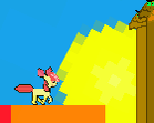 Play BadgesFreak's Running Pony Badge Adventure On The Pretty Rainbow :3