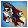 Play Rocket Santa