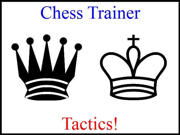 Play Chess Trainer: Tactical Puzzles