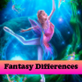 Play Fantasy Differences (Mega pack)