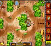 Play Dinosaurus invade 2