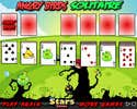 Play Angry Birds Solitaire
