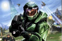 Play Halo combat evolved