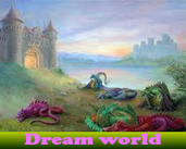 Play Dream world 5 Differences