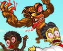 Play Brainless Monkey Rampage
