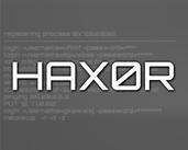 Play HAX0R