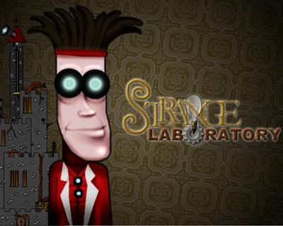 Play Strange Laboratory