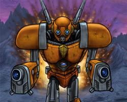 Play Robot Legions